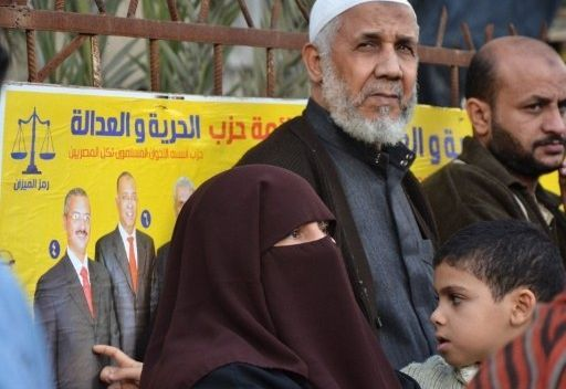 Islamists sweep early results in Egypt election