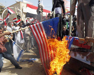 US invasion unleashed Iraqi 'creative anarchy'
