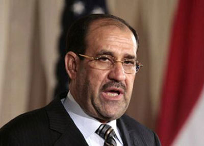 Iraq row deepens as PM calls for VP handover