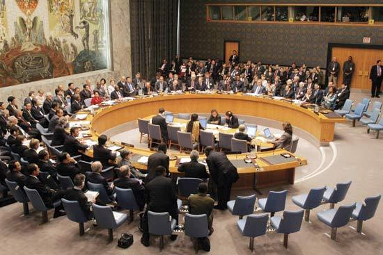 UN Council clash over Syria 'cheap stunt'