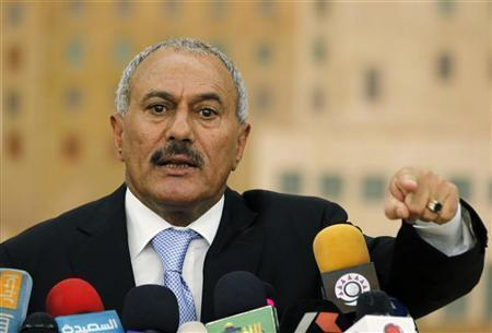 Yemenis rally for Saleh trial despite shootings