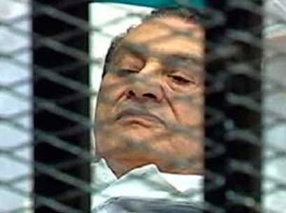 Prosecutor says strong evidence against Mubarak