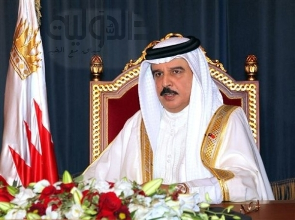 Bahrain king proposes widened parliament powers