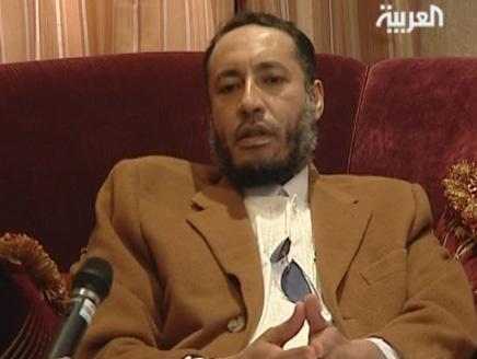 Kadhafi son says rebellion brewing in new Libya