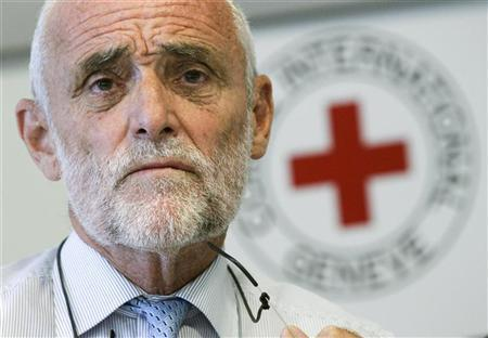Outrage as Red Cross denied access to Baba Amr