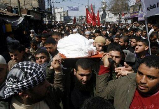 Egypt brokers Gaza truce after days of bloodshed
