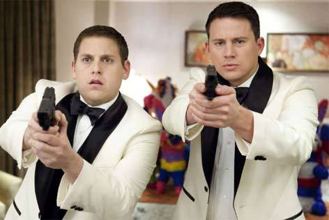 '21 Jump Street' cops seize box office gold
