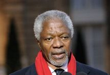 Russia says Annan offers last chance for Syria