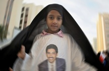 Bahraini hunger striker to refuse IV fluids, drink water