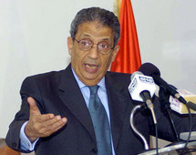 Egypt's Mussa warns over presidential 'experiment'