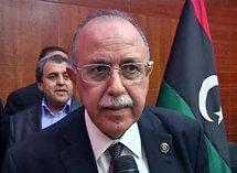 Libyan PM lays wreath for slain British policewoman