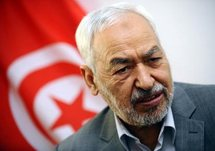Arab Spring can reconcile Mideast with West: Ghannouchi