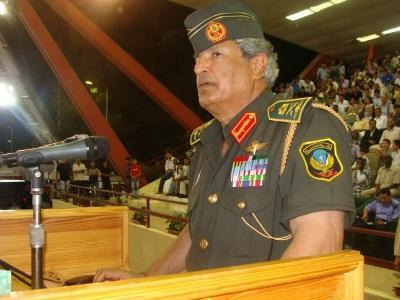 Libya judge who ordered arrest of ex-army chief killed: son