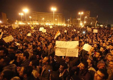 Morsi to speak from Tahrir on 'rebirth of Egypt'