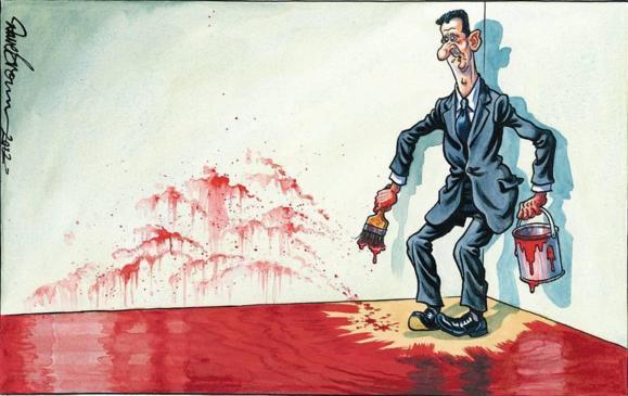 Pressure on Assad as West plans Syria sanctions