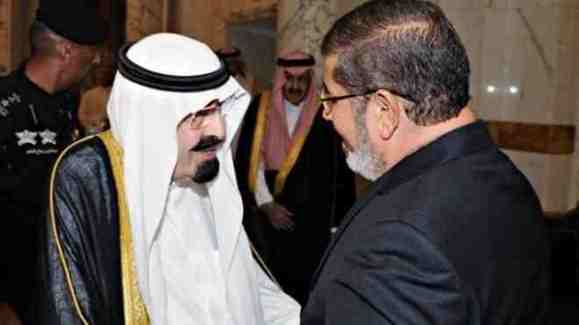 Egypt president, Saudi king focus on stability