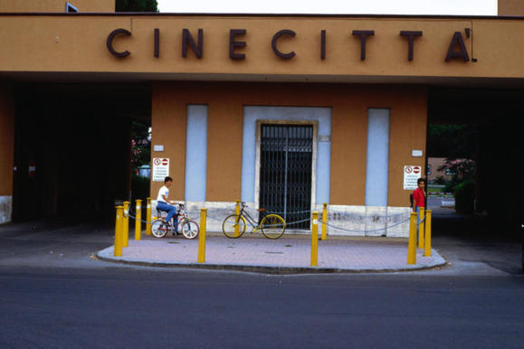 Tempers flare over future of Italy's Cinecitta film studios