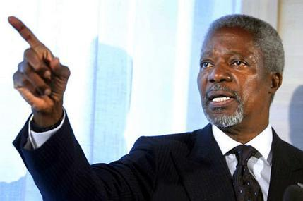 Annan quits saying Syria peace deserved more support