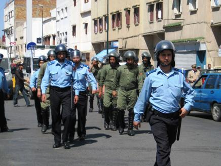 Morocco security officials arrested in corruption swoop