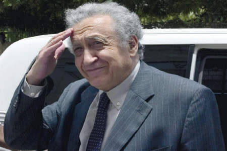 Brahimi to become new Syria conflict envoy