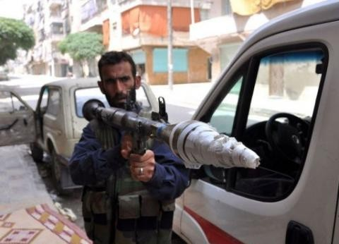 Syria rebels aided by British intelligence: report