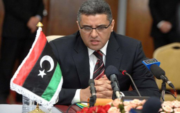 Libya's under-fire interior minister quits