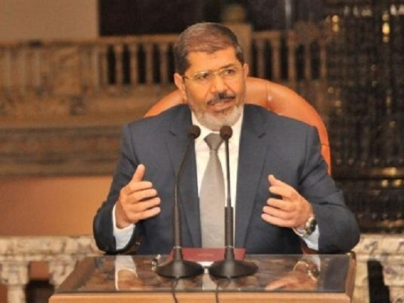 Egypt's Morsi says Assad must go: French presidency