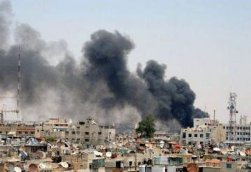 Syria army steps up operations in Aleppo, Damascus