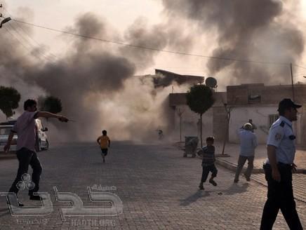 Turkish village lives in fear of Syrian war