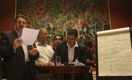 New Syria opposition bloc wins Gulf, Arab recognition