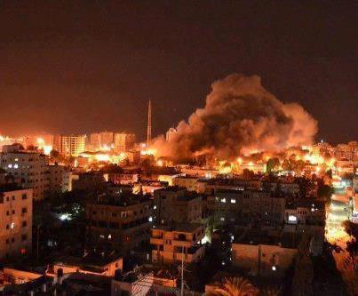 New Israeli strikes on Gaza raise toll to 30: medics
