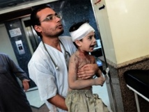 Children killed in Syria bombardment: watchdog