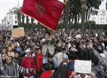 Moroccan reformists rally on anniversary of movement