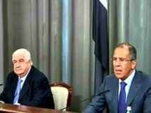 Lavrov urges Syria opposition to talk after Kerry meeting