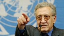 Brahimi to quit as Syria peace envoy: diplomats