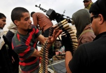 Clashes erupt in Libyan capital between rival protests