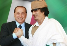 Berlusconi plotted to have Kadhafi assassinated: report