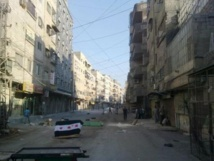 Syria regime in push to crush rebels near Damascus: NGO