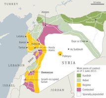Syrian Sunnis fear Assad regime wants to 'ethnically cleanse' Alawite heartland