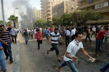 US leads condemnation of Egypt crackdown