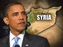 Obama lobbies lawmakers as US says Damascus used sarin