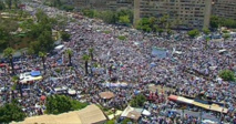 Thousands of Morsi supporters rally in Egypt