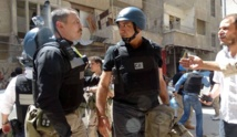 Syria disarmament team launches mission