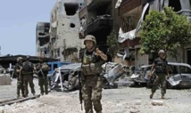 Scores killed in fighting near Damascus: NGO