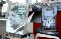 Death mystery fuels JFK movie, book industry