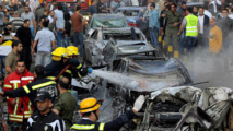 Deadly suicide blasts rock Iran embassy in Beirut