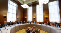 Geneva talks aim to agree Syria peace conference date