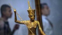 Statue of pharaoh Tutankhamon's sister recovered