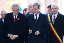 Europe unity tested on WWI centenary