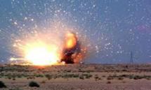 Israel intercepts rocket aimed at Eilat Red Sea resort